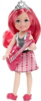 Barbie Chelsea Rock'n Royals CKB68